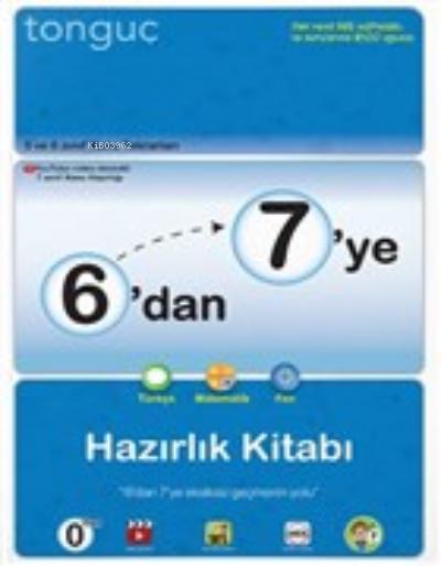 2021 6'dan 7'ye Hazırlık Kitabı