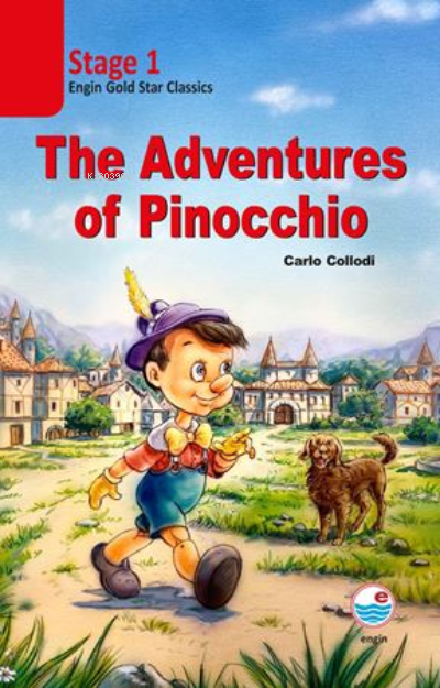 The Adventures of Pinocchio CD'siz (Stage 1) Engin Gold Star Classics
