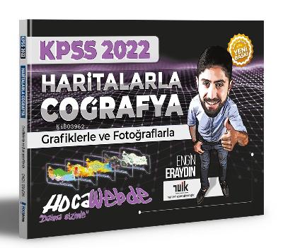 2022 KPSS Haritalarla Coğrafya