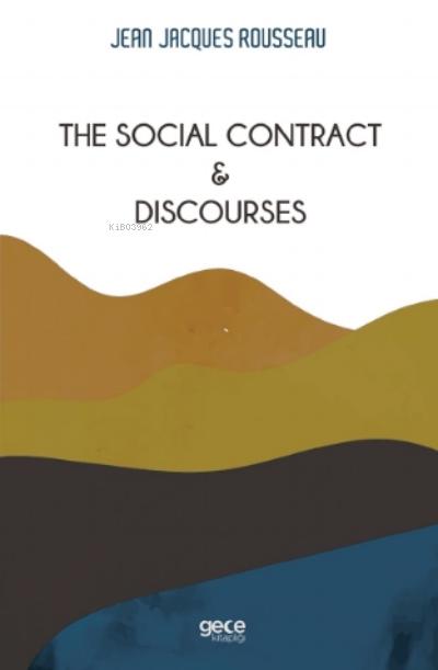 The Social Contract - Discourses