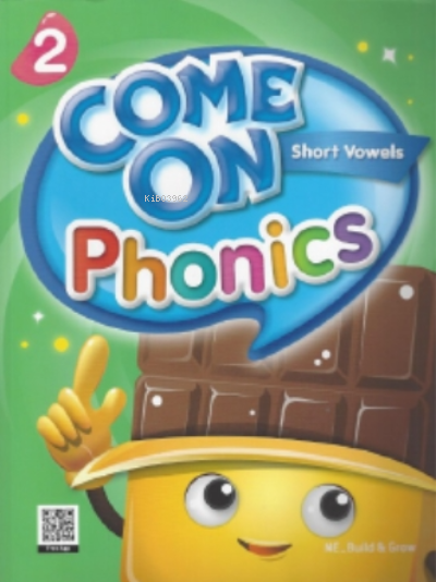 Come On, Phonics 2 Student Book