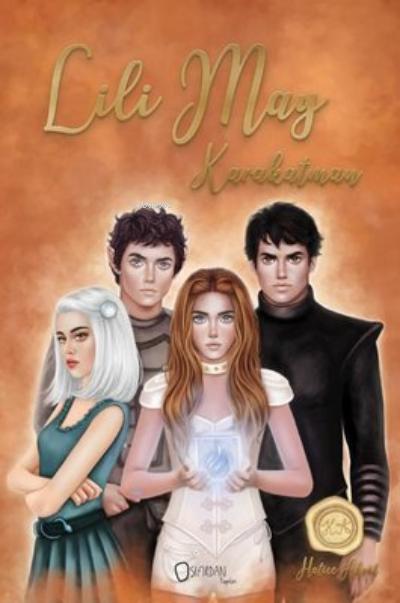 Lili May - Karakatman (3. Kitap)