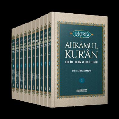 Ahkamu'l Kur'an ( 10 Cilt Takım )