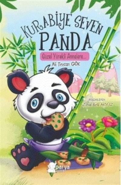 Kurabiye Seven Panda ;Güzel Yürekli Annelere...