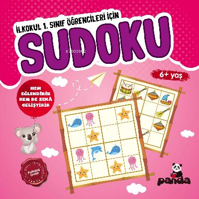 Sudoku 6 Yaş; İlkokul 1 Sınıflar İçin