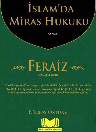 İslamda Miras Hukuku Feraiz