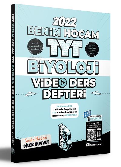 Benim Hocam Yayınları TYT Biyoloji Video Ders Notları Benim Hocam