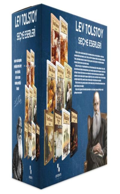 Tolstoy 9 Kitap Set