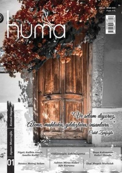 Hüma Dergisi Sayı:1