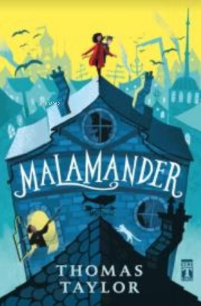 Malamander (bez Cilt Sert Kapak Şömizli)