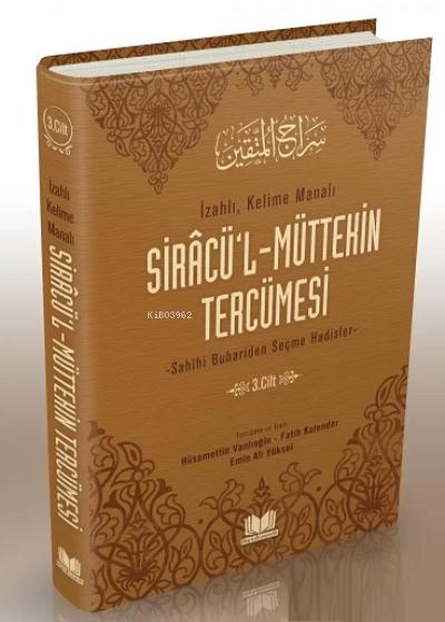 Siracül Müttekin Tercümesi 3. Cilt