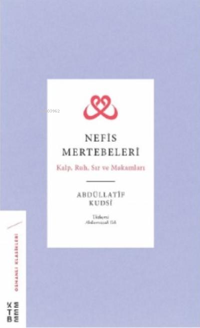 Nefis Mertebeleri;Kalp, Ruh, Sır ve Makamları