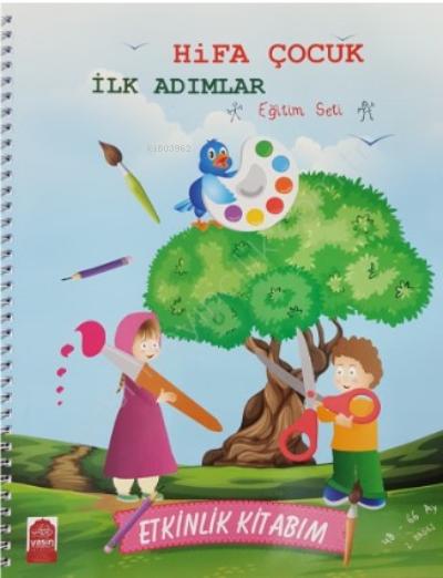 Hifa Çocuk İlk Adımlar Etkinlik Kitabı