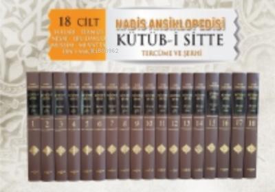 Kütüb - I Sitte Hadis Ansiklopedisi 18 Cilt Takım