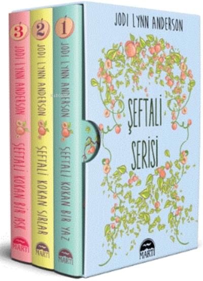 Şeftali Serisi ( 3 Kitap Takım )