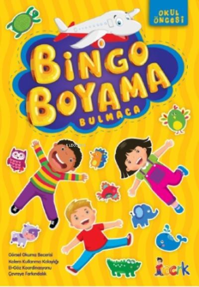 Bingo Boyama - Bulmaca