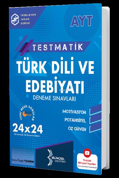 AYT Testmatik Türk Dili Ve Edebiyatı Deneme Sınavları