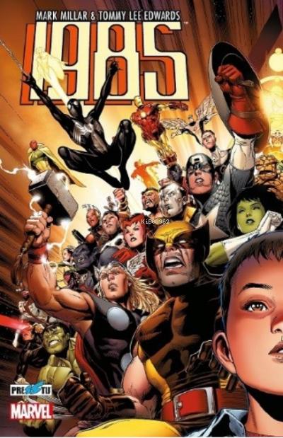 Marvel 1985; (Limitli Sert Kapak)