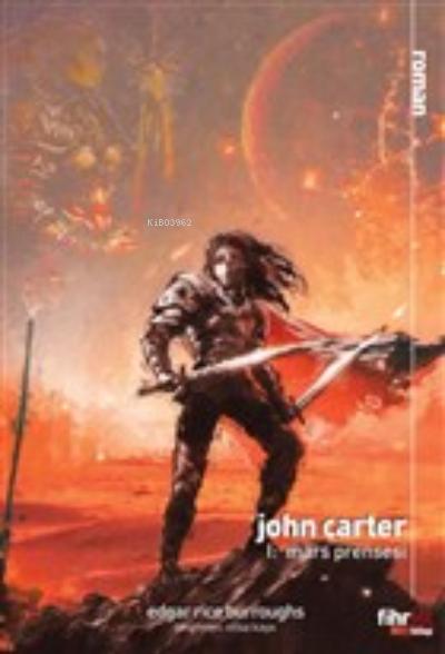 John Carter 1: Mars Prensesi