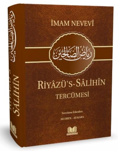 Riyazü's - Salihin Tercümesi
