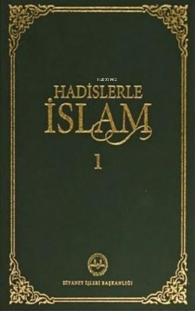 Hadislerle İslam Serlevha Hadisler 1 - 2 (2 Cilt Takım) (ciltli) - Cep Boy