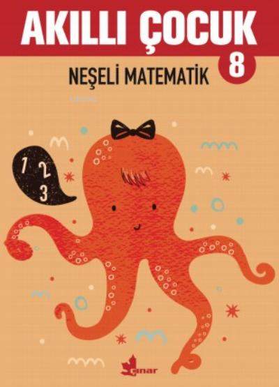 Akıllı Çocuk 8 - Neşeli Matematik