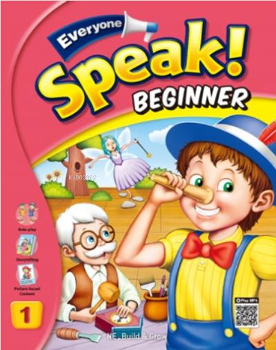 Everyone Speak! Beginner 1 with Workbook