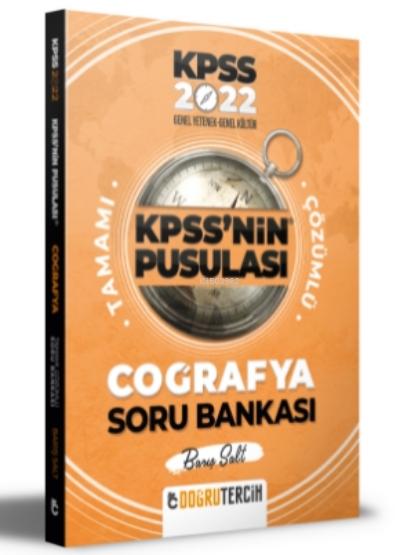 2022 KPSS'NİN Pusulası Coğrafya Soru Bankası