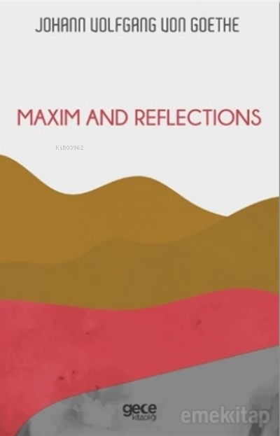 Maxim and Reflections