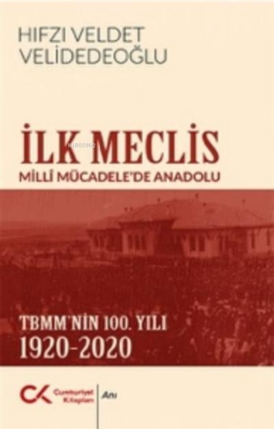 İlk Meclis;Milli Mücadele'de Anadolu - Tbmm'nin 100. Yılı 1920-2020