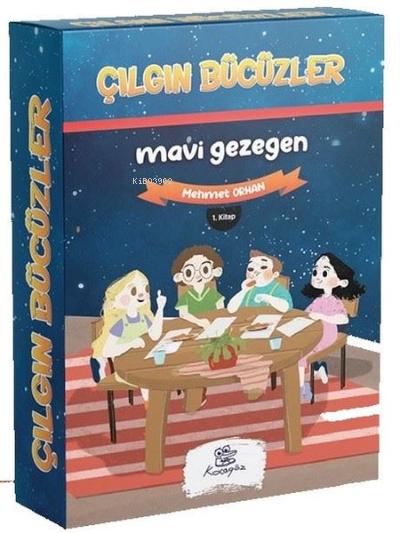 Çılgın Bücüzler ( 10 Kitap )