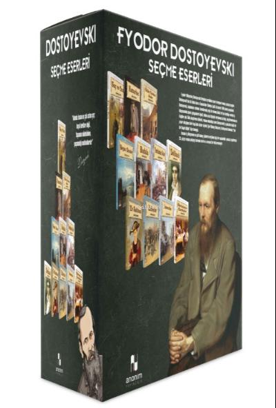 Dostoyevski 11 Kitap Set
