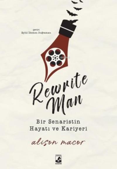 Rewrite Man Bir Senaristin Hayatı ve Kariyeri