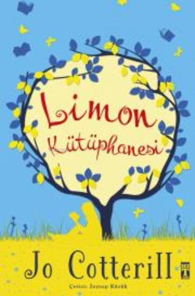 Limon Kütüphanesi (bez Cilt Sert Kapak Şömizli)
