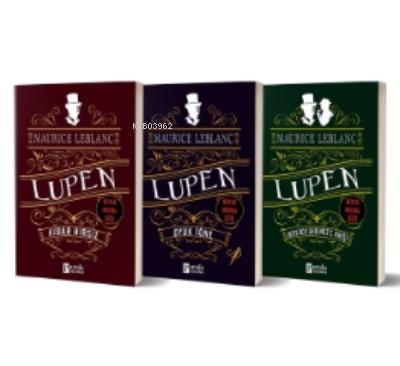 Arsen Lüpen Set ( 3 Kitap Takım )
