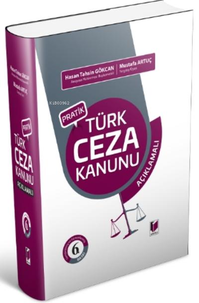 Pratik Türk Ceza Kanunu Açıklamalı