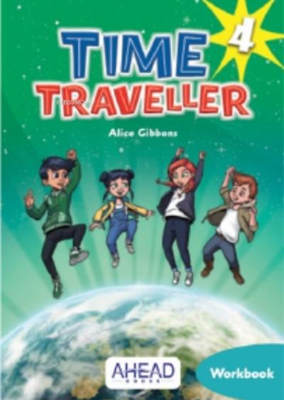 Time Traveller 4 Workbook +Online Games
