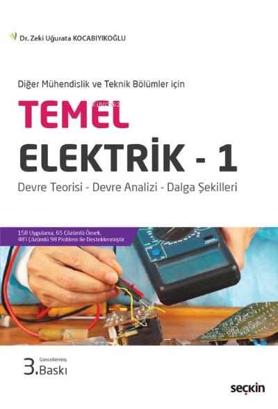 Temel Elektrik - 1; Devre Teorisi - Devre Analizi - Dalga Şekilleri