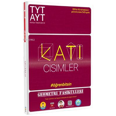 TYT-AYT Geometri Fasikülleri - Katı Cisimler