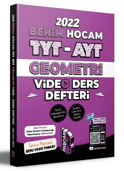 Benim Hocam Yayınları TYT AYT Geometri Video Ders Notları Benim Hocam Y
