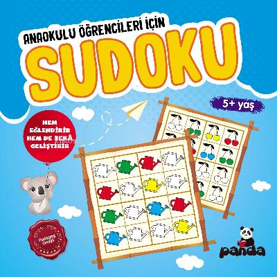 Sudoku 5 Yaş;Anaokulu Öğrencileri İçin