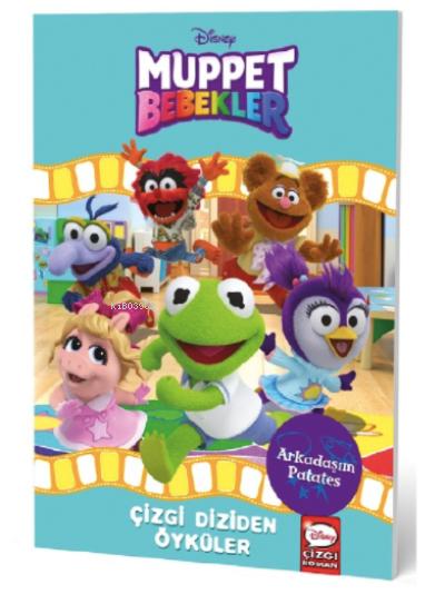 Disney- Muppet Bebekler - Çizgi Diziden Öyküler