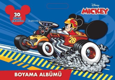 Disney Mickey Boyama Albümü