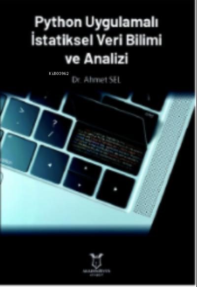 Python Uygulamalı İstatiksel Veri Bilimi ve Analizi