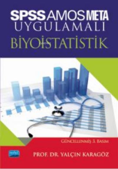 SPSS Amos Meta Uygulamalı Biyoistatistik