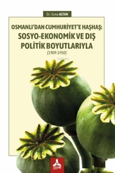 Osmanlı'dan Cumhuriyet'e Haşhaş: Sosyo-Ekonomik ve Dış Politik Boyutlarıyla ;(1909-1950)