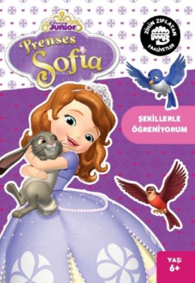 Disney Junior Prenses Sofia - Zihin Zıplatan Faaliyetler