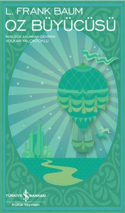 Oz Büyücüsü- Sert Kapak