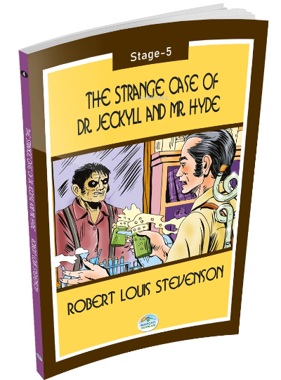 The Strange Case of Dr. Jeckyll and Mr. Hyde ( Stage-5 )