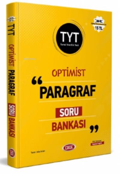 TYT Optimist Paragraf Soru Bankası